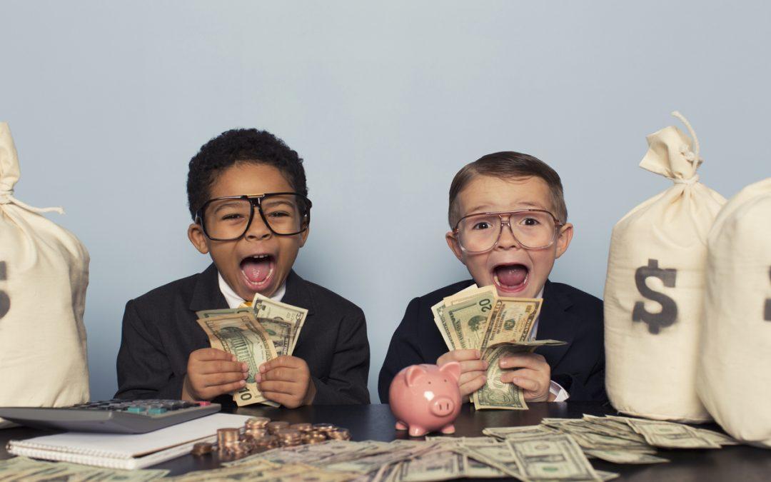 Financiele Opvoeding op School